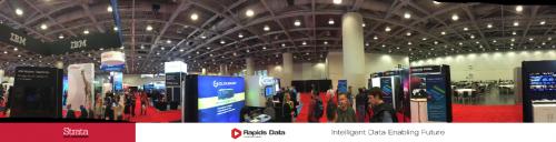 """柏睿数据strata数据峰会:全球顶级大数据会议上的""""中国红"""""""