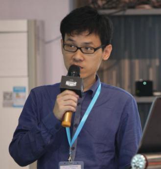 王文斓 Finn Wong 英特尔亚太研发有限公司 资深软件工程师