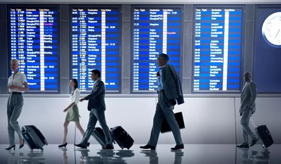 未来机场是什么样 看此时此地蓝云的畅想