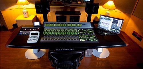 录音师的装备