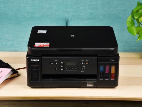 办公打印一体机,你需要佳能这款新品