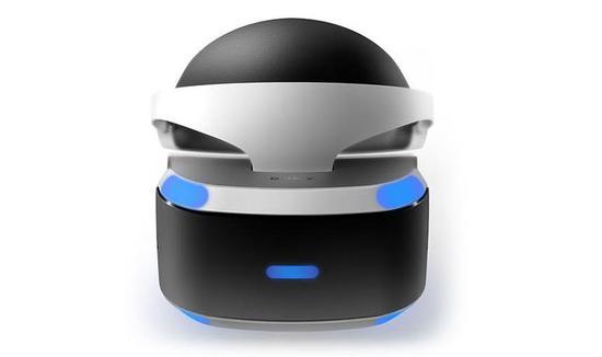索尼PS VR头盔