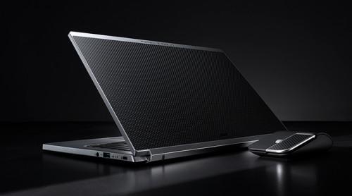 2020宏碁发布会携手保时捷设计推出限量版笔记本,科技与美学的结晶