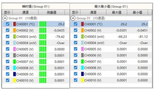 横河数据采集系统GM10标配软件再升级