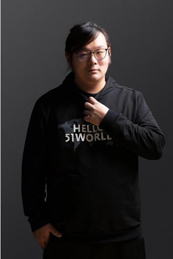 吴亚光 Edward Wu 第一摩码娱乐科技有限公司 CEO