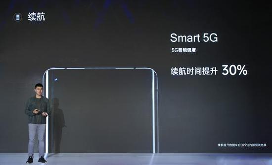 Smart 5G 技术首公布,ColorOS 解决5G手机续航难题