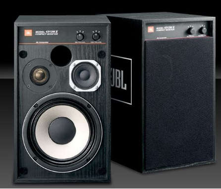 JBL4312监听音箱