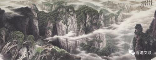 著名熊猫书画家吴长江出任香港特别行政区文学艺术界联合会副主席