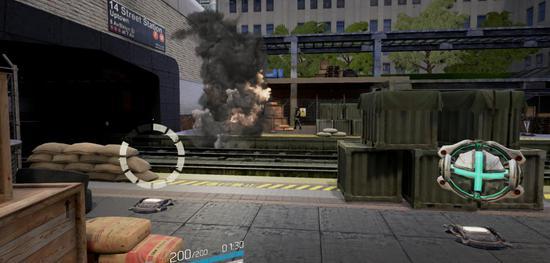 《致命火力》游戏画面