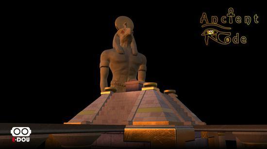 休闲益智游戏《古代守则VR》游戏赋予了全新的祖玛玩法