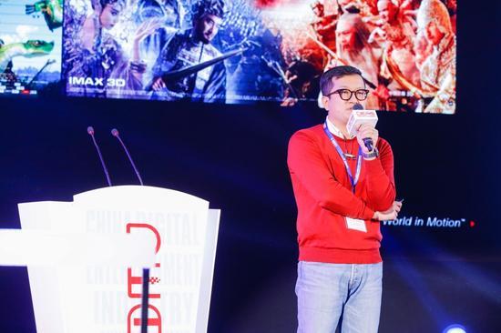 诺亦腾影视科技有限公司副总裁邓宇先生