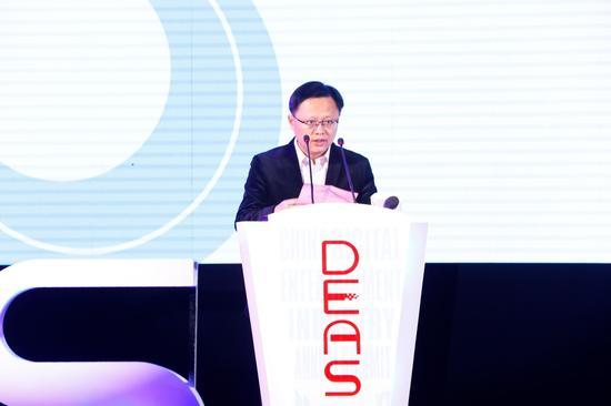 厦门市思明区人民政府副区长颜跃喜先生