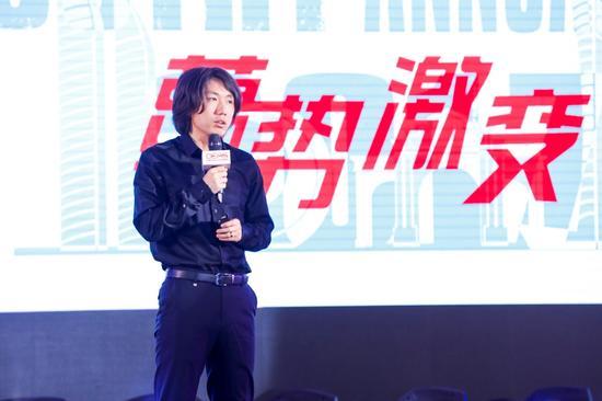 【友盟+】互联网应用数据业务总经理于晓航先生