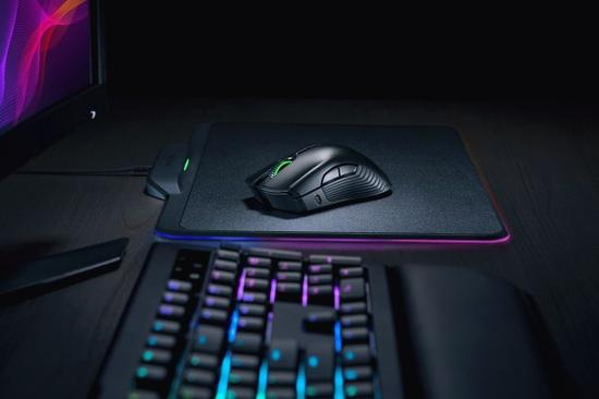 雷蛇在2018 CES展示全新黑科技!