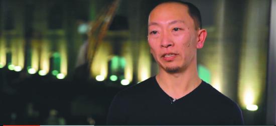 当AR先驱 大野智弘创造AI的眼睛
