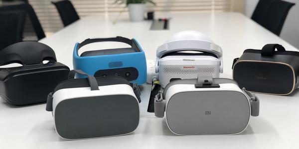 六大主流VR一体机深度横评(六):性价比谁最高