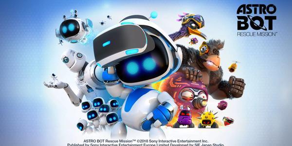外媒满分PSVR作品 索尼的这个小机器人到底有多出色