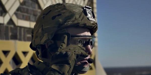 未来战争必备!AR技术让军队实力再上一个台阶