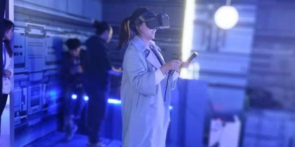 新品VR头显领衔 黑科技满满的腾讯用户开放日
