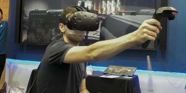 分析公司预测:2023年VR游戏收入将增至82亿美元
