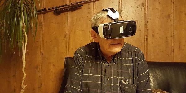 替代治疗:VR和5G用于减少临终关怀患者的疼痛和焦虑