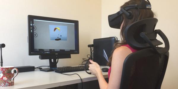 美国波士顿大学教授利用VR帮助患者赶走噩梦