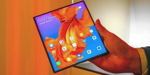华为折叠屏新专利 与Mate X折叠方式不同