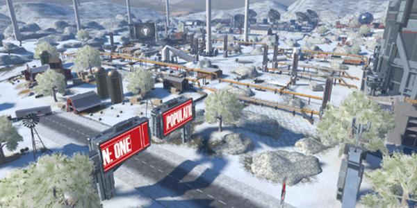 VR游戏大作《人口》将于12月3日开启全新活动