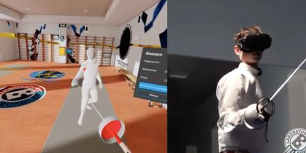 VR击剑训练系统《Fencer》上线Quest