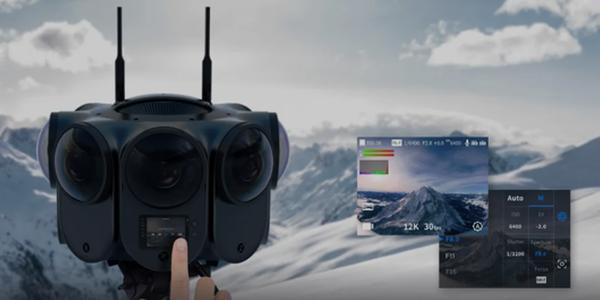 看到科技发布VR摄影机Kandao Obsidian Pro