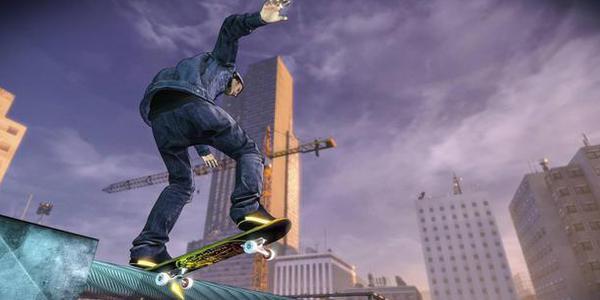 滑板游戏《VR Skater》将于4月正式上线