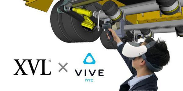 HTC将与Lattice合推3D可视化方案
