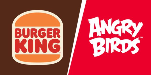 汉堡王与Rovio合作开发AR版《愤怒的小鸟》