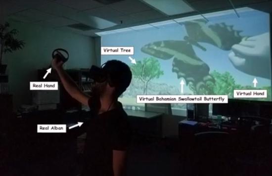 研究表明:虚拟现实可以弥补城市社会与自然之间的差距