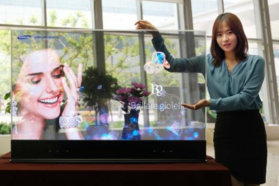 三星确认明年投产基量子点技术大型OLED面板