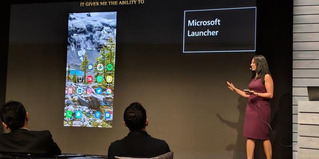 微软桌面Microsoft Launcher