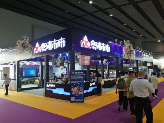 科技娱乐解决方案服务商:奥亦未来——引爆2018亚洲VR&AR博览会