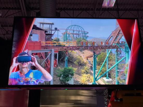 Andretti室内卡丁车推出全新VR过山车体验