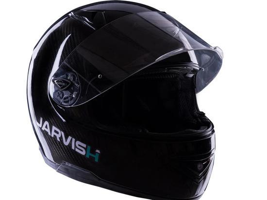 初创公司JarvishCES 2019发布智能摩托车头盔Jarvish X-AR