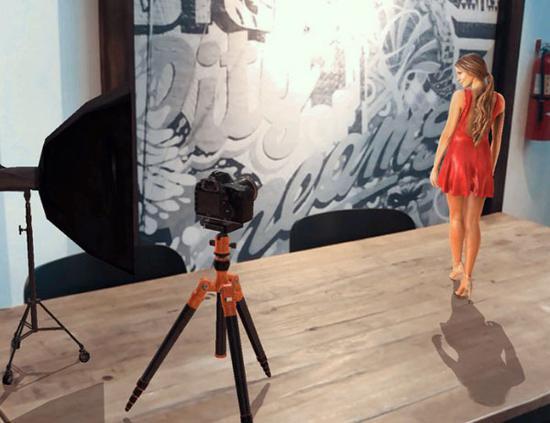 AR拍照应用Photo Studio 把照相馆装进你的口袋