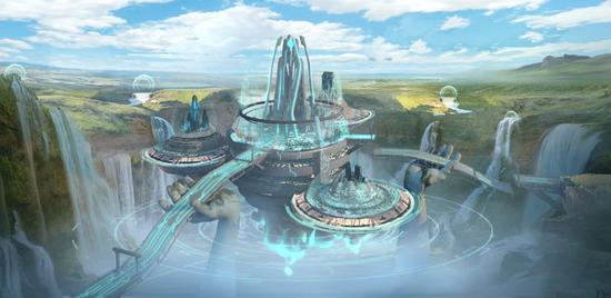 VR网络游戏《Zenith》发布全新战斗片段图1