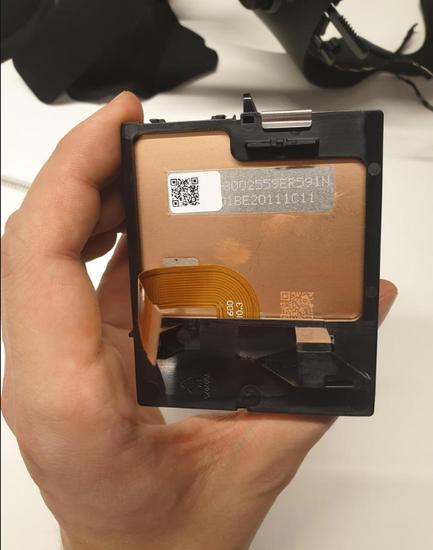 单镜头+显示器外壳