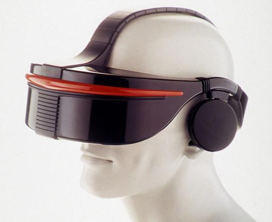 世嘉VR的故事:世嘉失败的VR头显