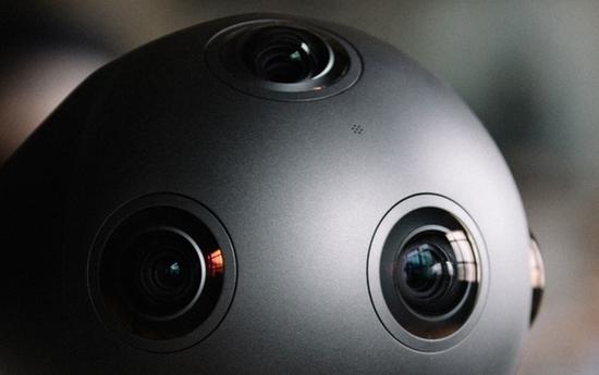 <b>诺基亚VR平台OZO重大更新,新增MR视频功能</b>