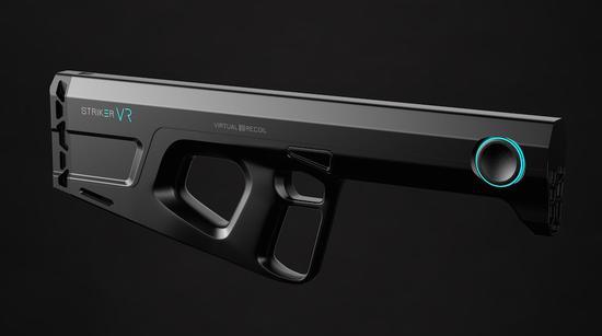 <b>2800美元!比VR设备还贵的体感枪:Striker VR</b>