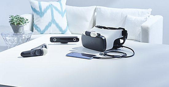 <b>HTC发布最新移动VR头显:Link</b>