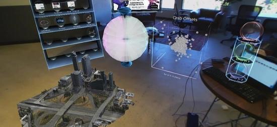 <b>手势操作,新型界面:Mate推出新型AR操作系统</b>