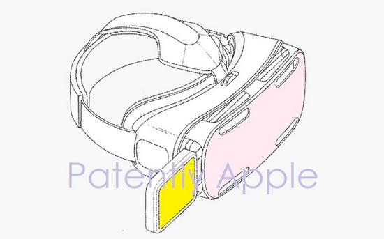 <b>三星申请新GearVR专利:配件、新应用、全景拍摄</b>