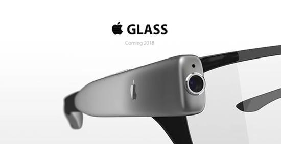 <b>富士康再出泄露事件:苹果AR眼镜或19年上市</b>