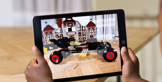 <b>iPhone 6s及以上机型才可以使用苹果ARKit增强现实组件</b>
